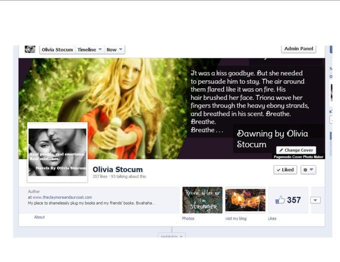 FB screen
