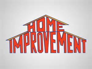 a home improvement